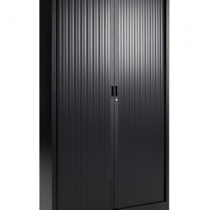 Roldeurkast PROFLIGHT 198x100x43 Zwart