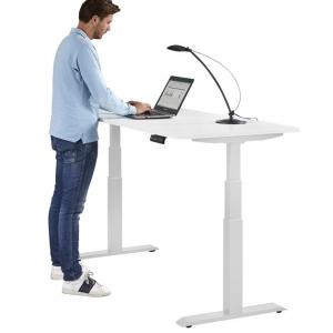 Elektrisch zit/sta Bureau 180x80cm  H65-130 cm